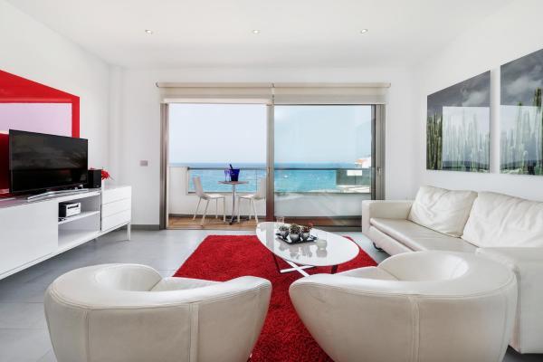 Penthouse Marina, La Caleta