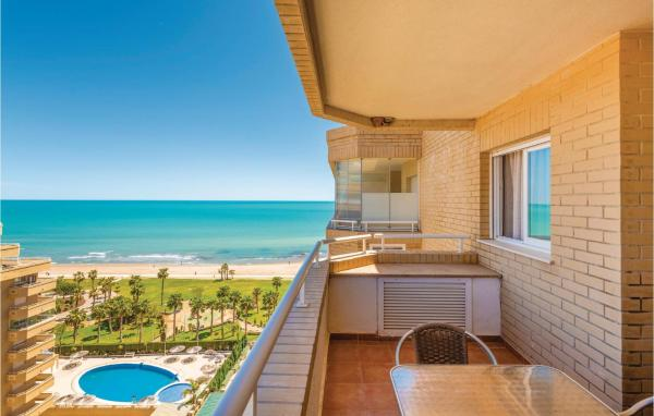 Two-Bedroom Apartment in Oropesa del Mar
