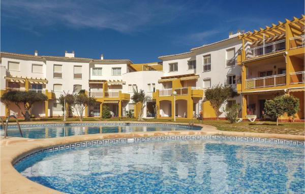 Two-Bedroom Holiday Home in Denia