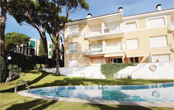 Four-Bedroom Apartment in Calella de Palafrugell