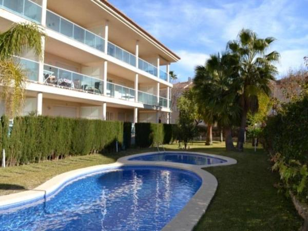 Charming Holiday Apartment Javea