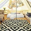 Lavish Big Bell Tent Glamping Experience