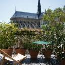 Notre-Dame terrace apartment
