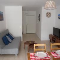 HENDAYE- T2 3*-Wifi-350m plage-terrasse-garage