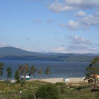 Апартаменты на берегу оз. Тургояк