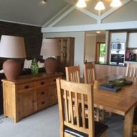 Cameron House Two Bedroom Detached Lodge with Scenic View L49