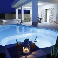 Villa Dora con piscina