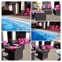 Villa 3 Chambres Piscine et Spa