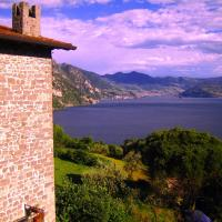 Castello di Zorzino Iseo lake