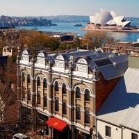 Harbour Rocks Hotel Sydney – MGallery by Sofitel