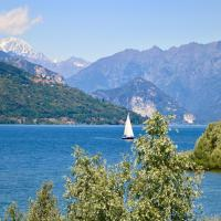 Casa Camilla on the lake