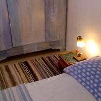 Unique Colorful Apartment for 2 in Sitia Center