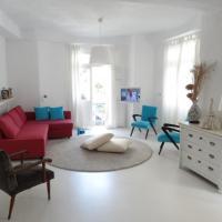 Luxurius modern stylish apartment