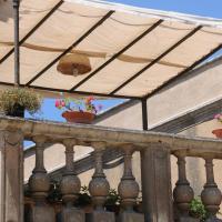 Erice Villa Terrace and Balcony