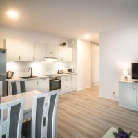 Bently Apartments - Double Bedroom Seaview
