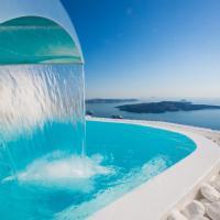 Chic Hotel Santorini Opens in new window