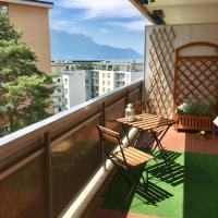 Studio 71 with balcony