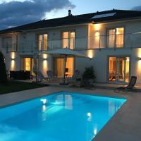 Villa near Geneva