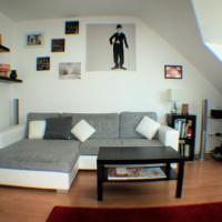 Apartment with lovely panorama / lakás panorámával
