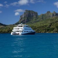 Haumana Cruise Bora Bora to Taha'a