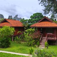 Khao Sok Riverfront Resort