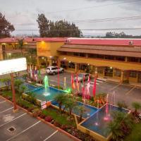 薩爾瓦多古阿可酒店餐廳