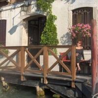 Honeymoon suite on Grand Canal