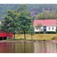 Holiday home Øyestranda Kvinaosen