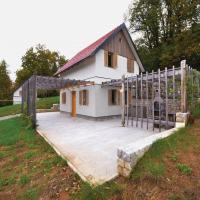 Holiday Home Mirna Pec with Fireplace I