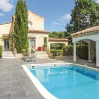 Five-Bedroom Holiday Home in Thezan les Beziers