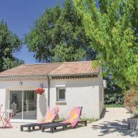 One-Bedroom Holiday Home in St. Gervais