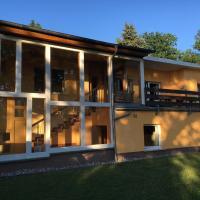 Ferienhaus Seeblick am Parumer See