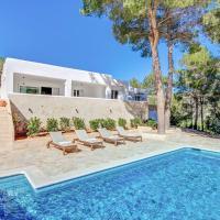 Stunning Hilltop Villa In Es Cubells