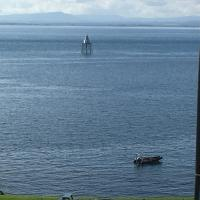 Lighthouse view apartment moville