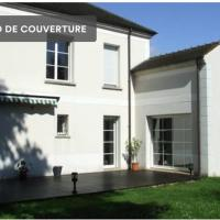 Maison contemporaine 210 m2 entre Disney et Paris