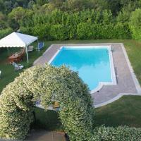 Countryside Roma lake Bracciano