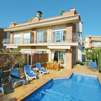 Five-Bedroom Holiday Home in Sant Vicenc de Montalt