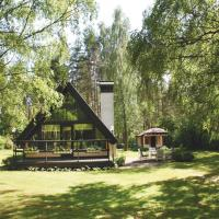 Holiday Home Fjälkinge with Fireplace VI