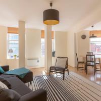 Spacious Top Floor Apartment