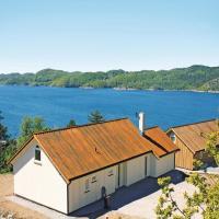 Holiday home Lindesnes Stusvik