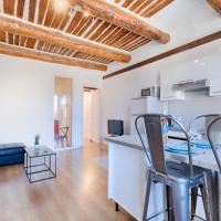 SUR LE VIEUX-PORT - Splendide appartement avec vue
