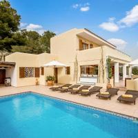 4 Bedroom family Villa Es Cubells