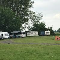 Fox Hollows Touring caravan site