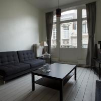 Antwerp Yellow Apartment