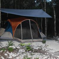 Stage-One Camping