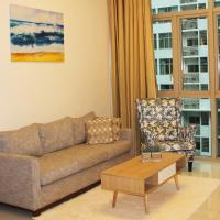The Green Apartment at The Vista An Phu
