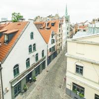 Miesnieku Old Town apartment