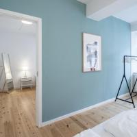 Spacious apartment in Copenhagen centre