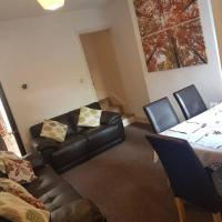4 Bed Park House