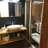 Spacious Apartment with Sauna